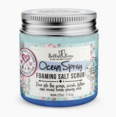 Ocean Spray Salt Scrub & Wash