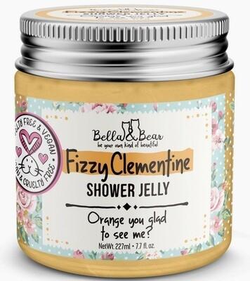 Fizzy Clementine Shower & Bath Jelly