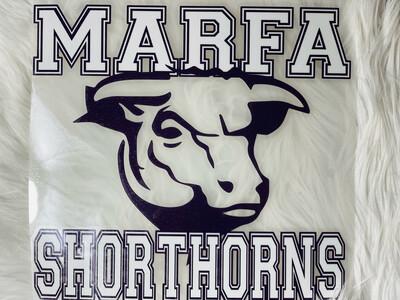 Marfa Shorthorns  Spirit Tee