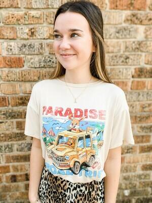 Paradise Graphic Tee