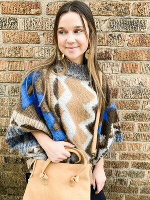 Free People Timber Trail Poncho