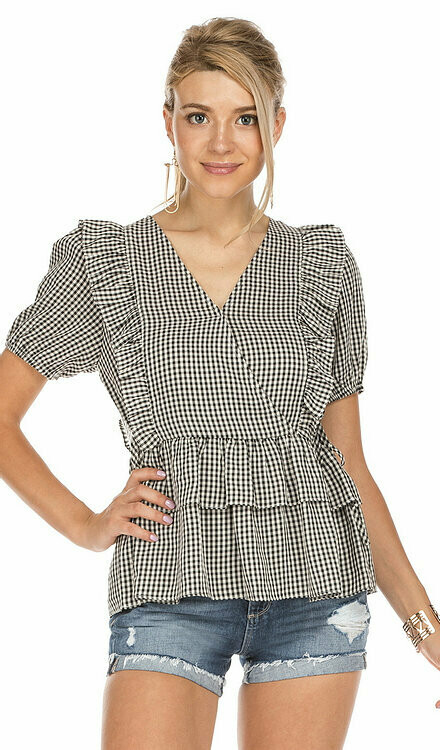 Joy Joy Picnic Top