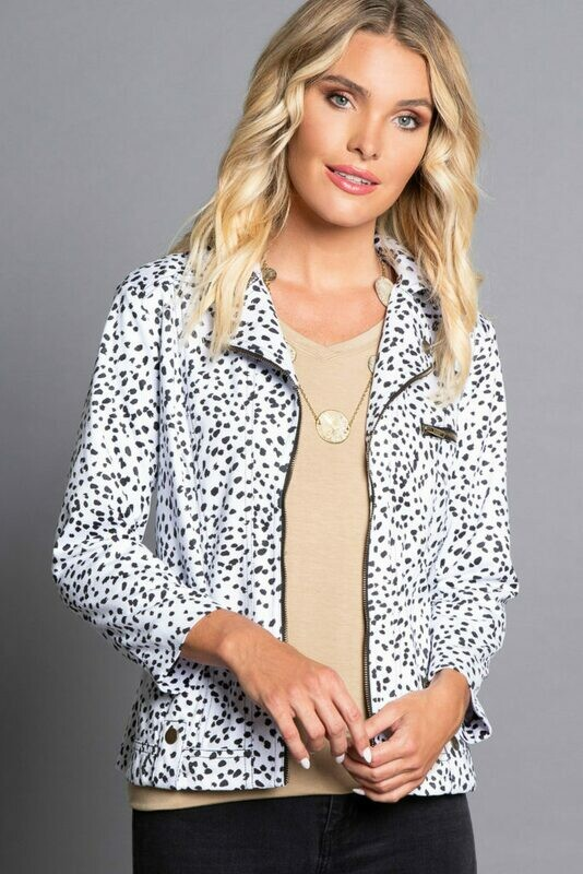 Multiples Dalmatian Jacket