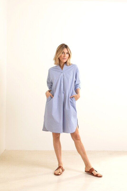 Mer-Sea Essential Shirt Dress
