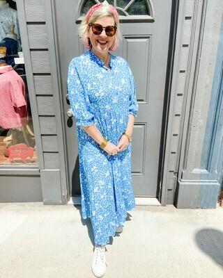 Karlie: Daisy Maxi Dress