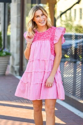 J. Marie: Camryn Dress