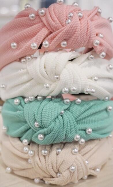 AJC Pearl Headband