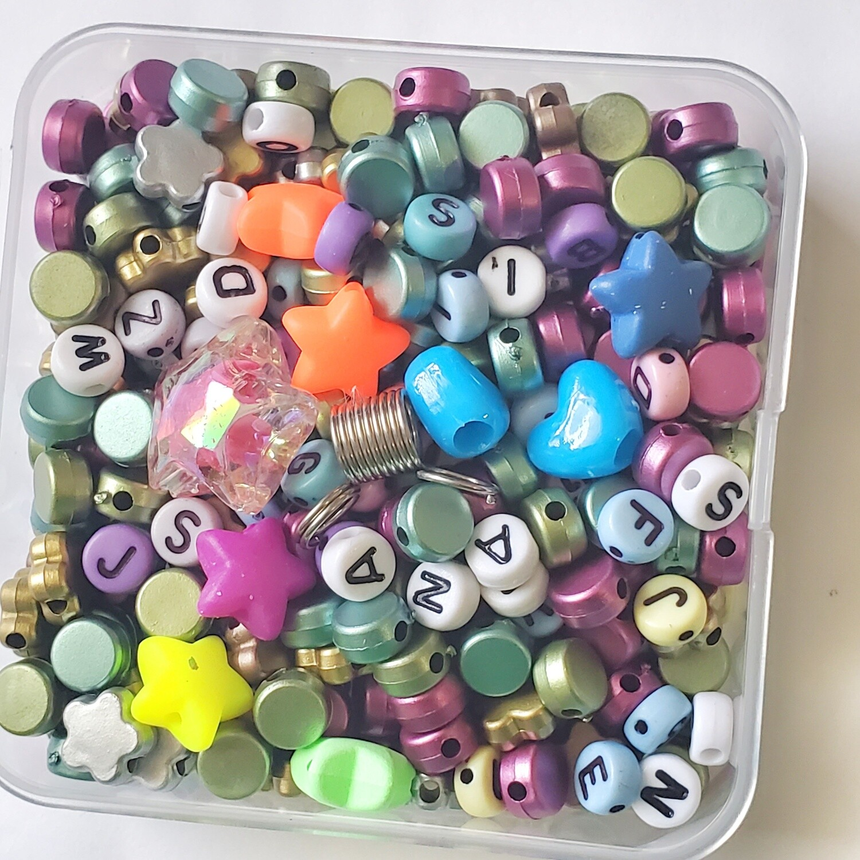 DIY Fairy Bead Mix Bracelet Craft Kit
