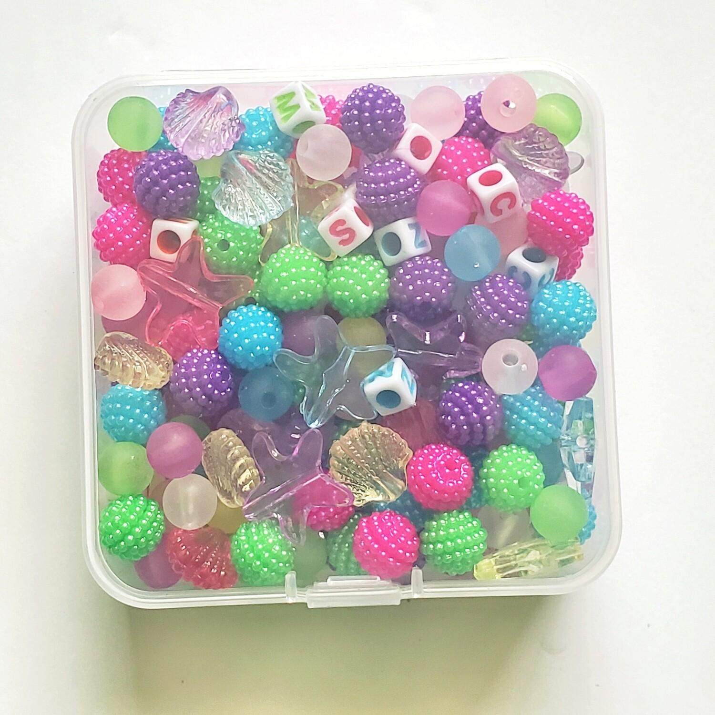 DIY Beachy Bead Mix Bracelet Craft Kit