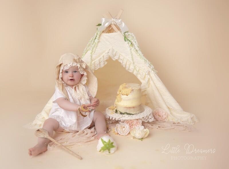 CAKE SMASH PHOTO BUNDLES