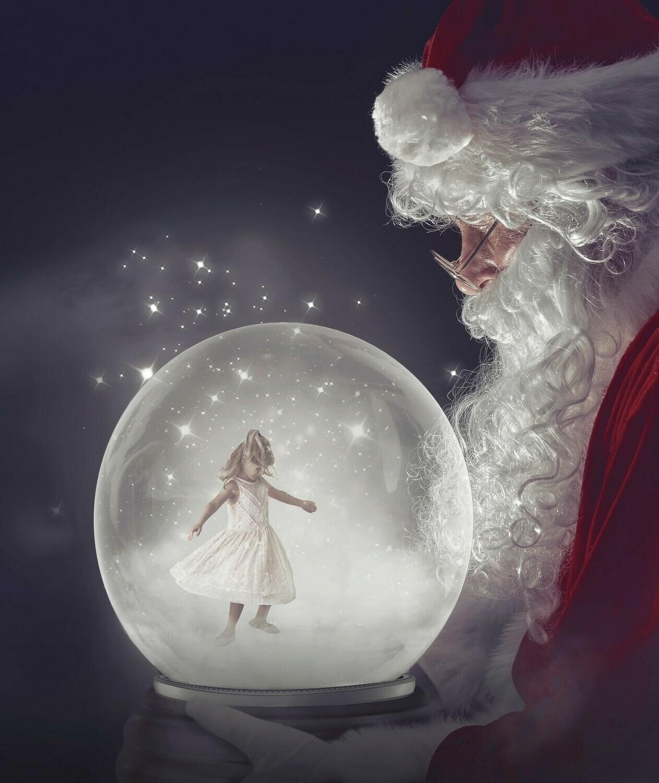 Christmas Themed Magical Santa Shoot!