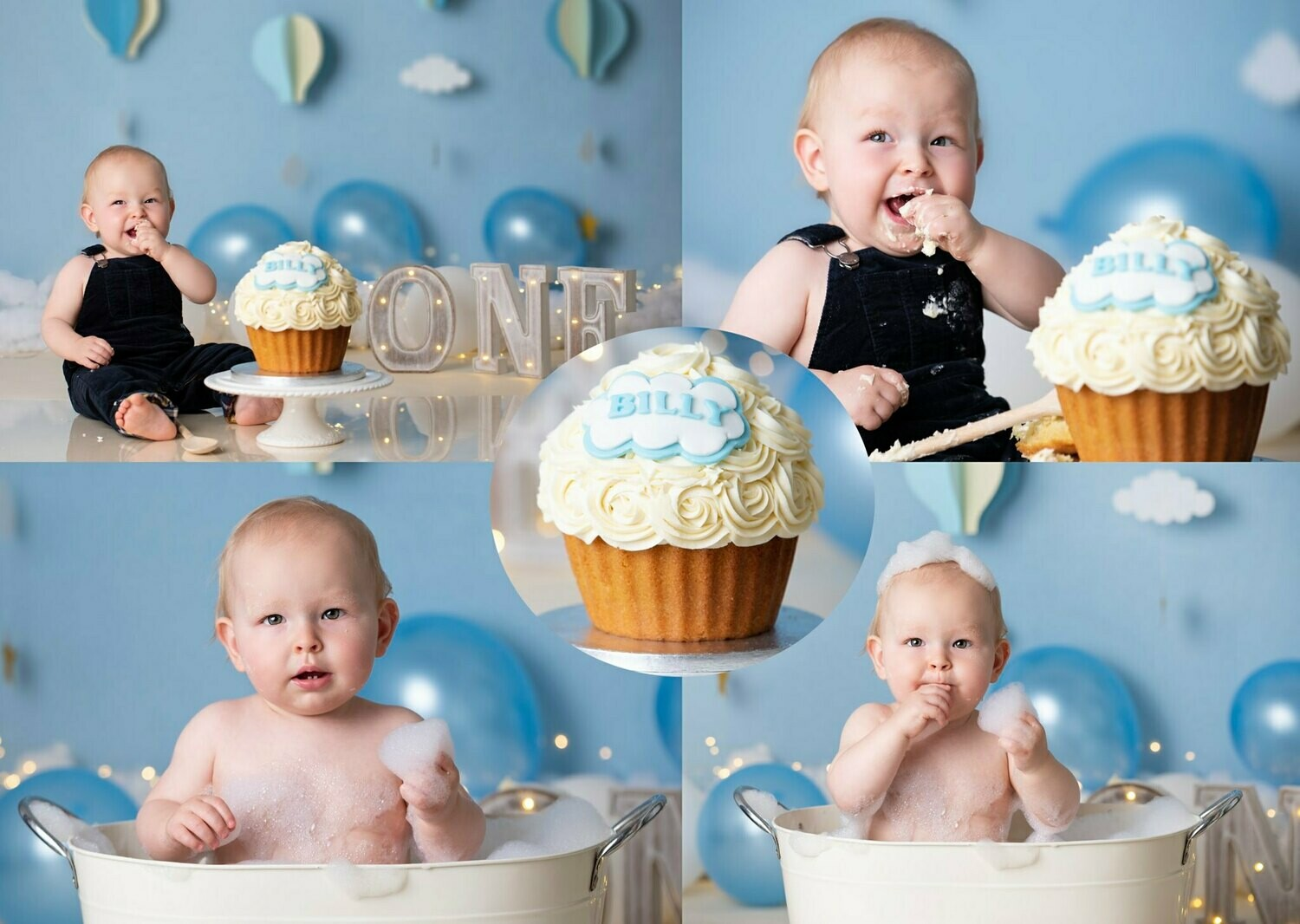 CAKE SMASH PHOTOSHOOT BASIC PACKAGE