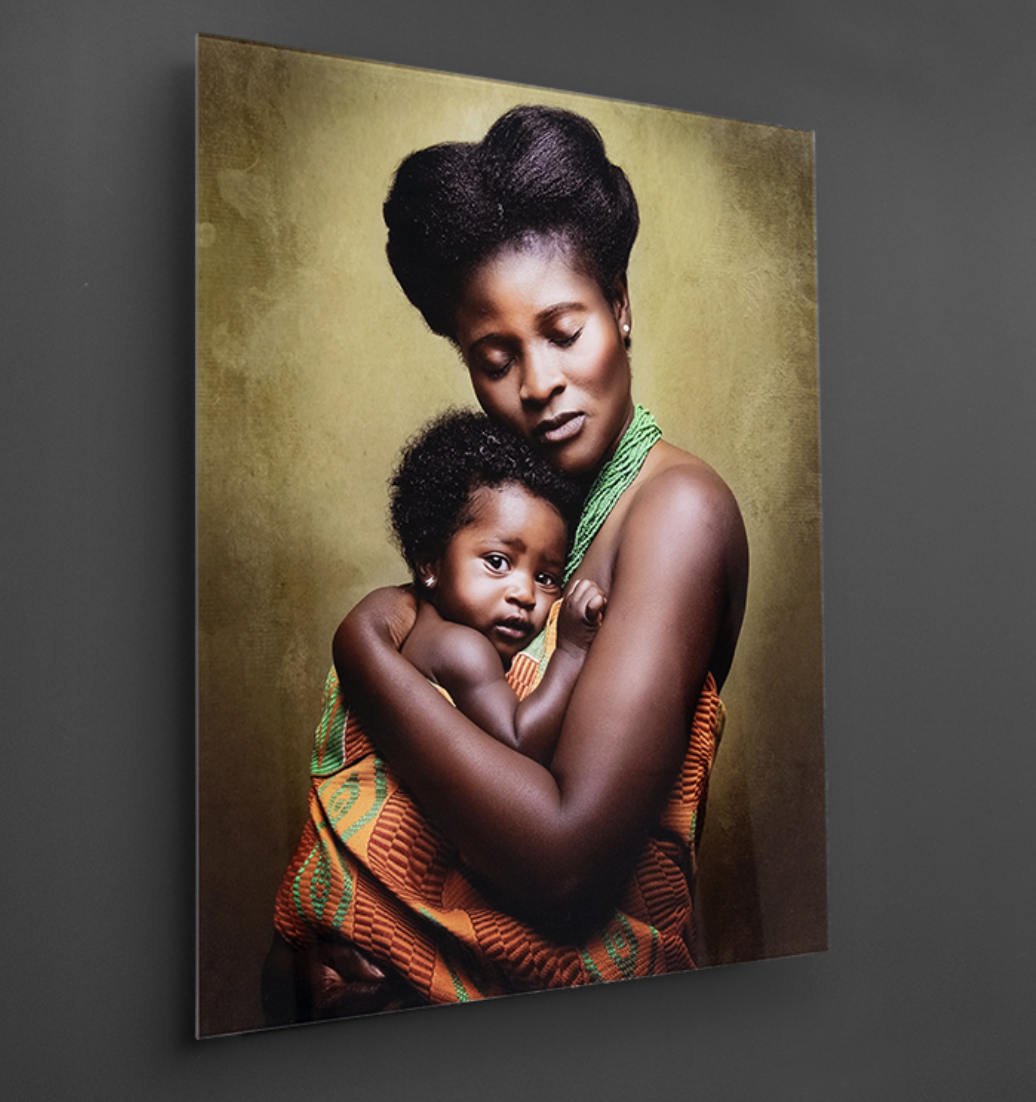"Newborn Session products: Stunning Acrylic Wall Art - 20"" x 16"""