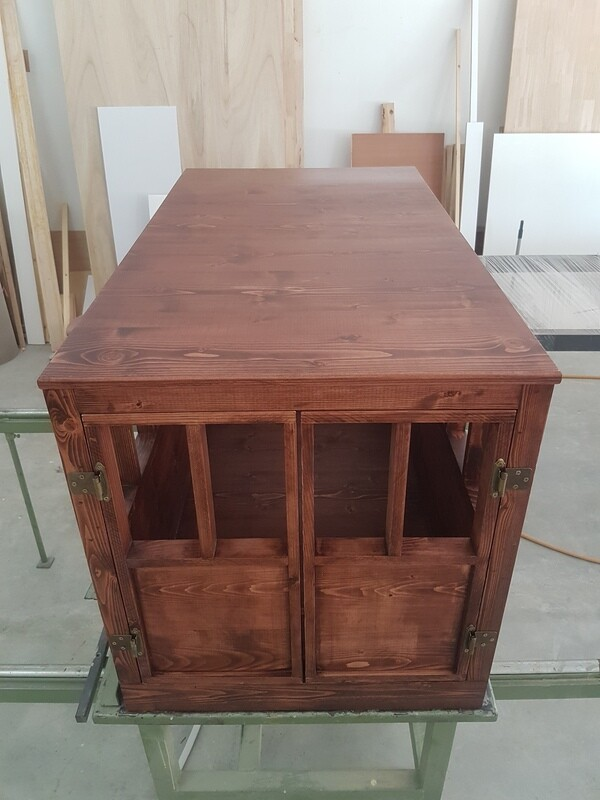 Dog House Side Table
