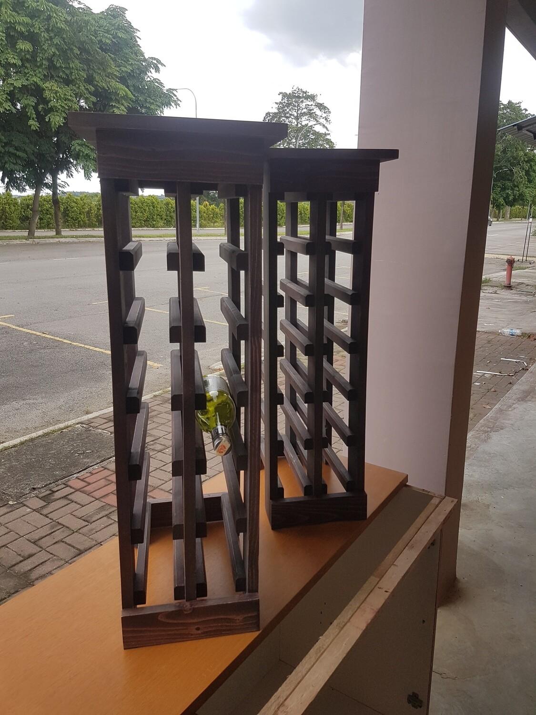 Merlot Wine Rack