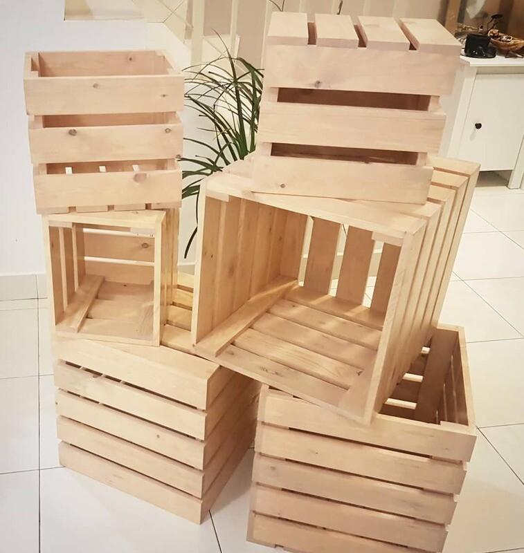 Woody Crates