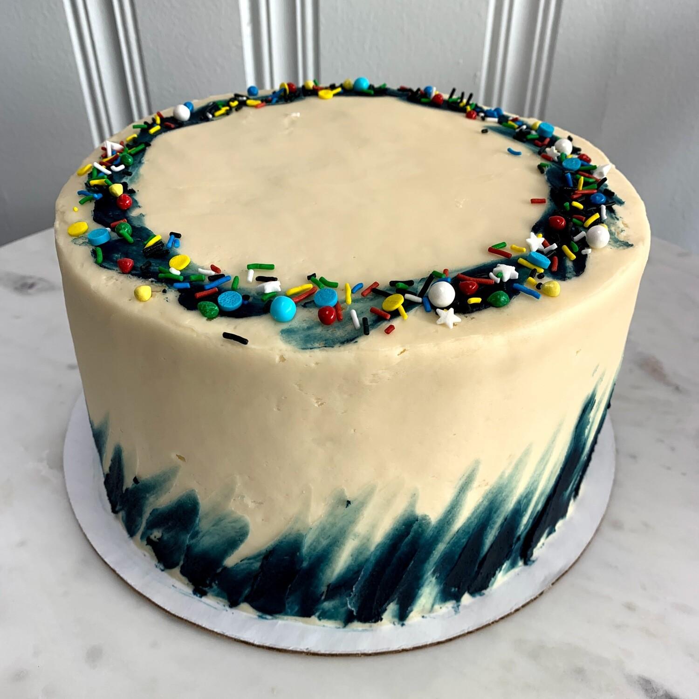 Customized Cake (Dairy-Free)