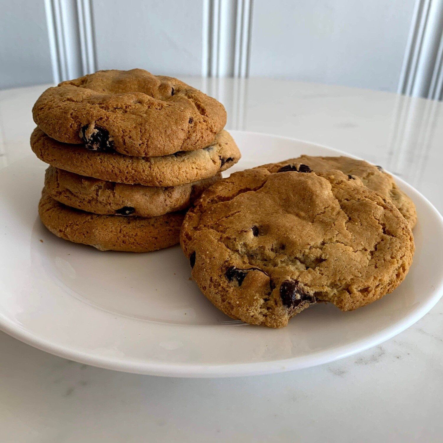 ​DF Chocolate Chunk Cookies (Half Dozen) - THXGIVING ONLY FOR 11/24 or 11/25