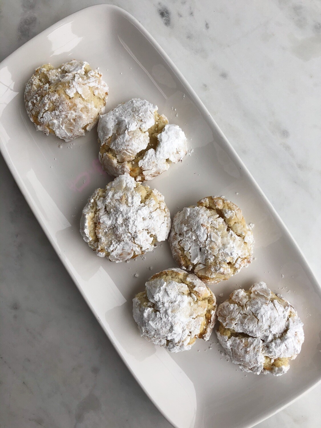 Gooey Butter Cookies (Half Dozen) - THXGIVING ONLY FOR 11/24 or 11/25