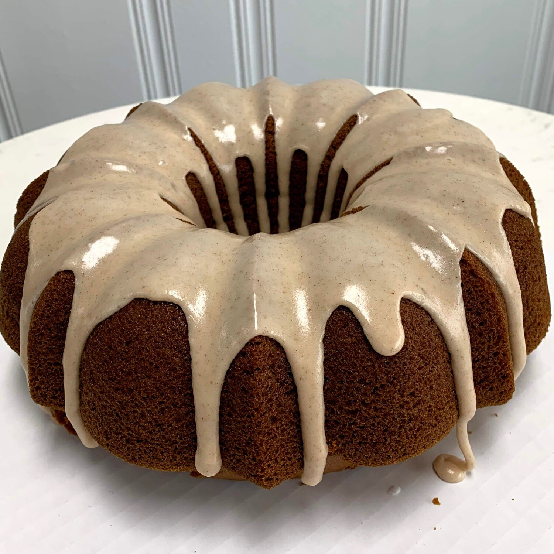 Gingerbread Bundt Cake - THXGIVING ONLY FOR 11/24 or 11/25