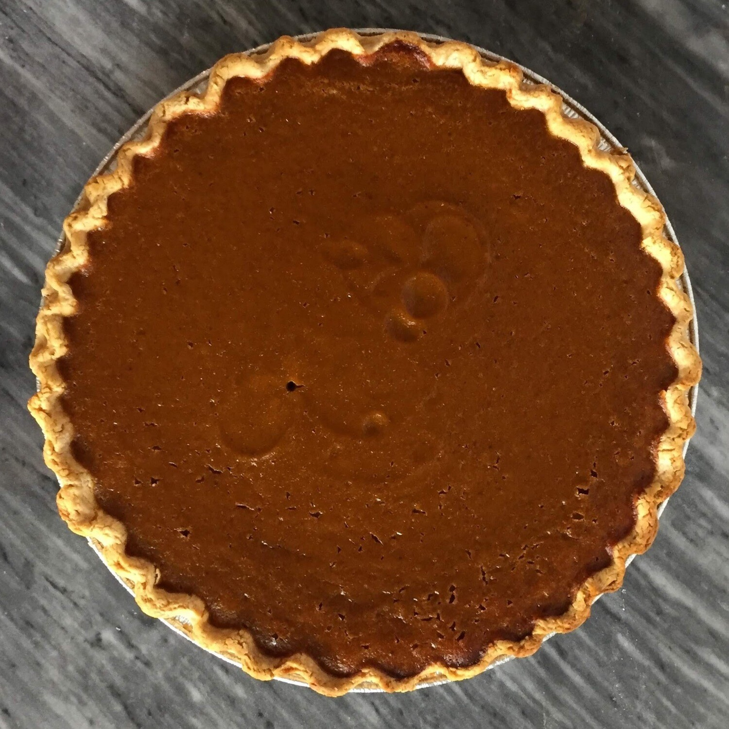 Pumpkin Pie - THXGIVING ONLY FOR 11/24 or 11/25