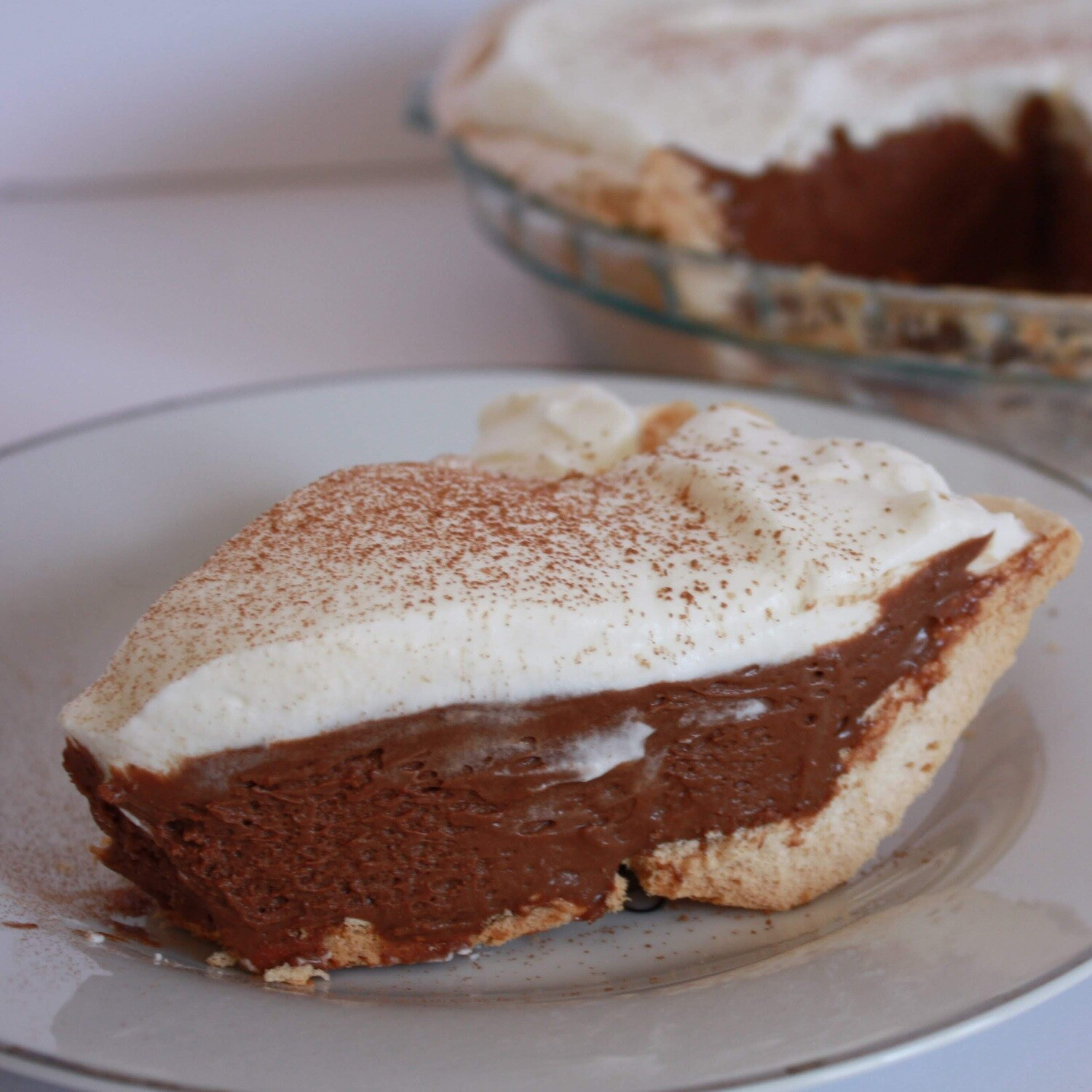 Chocolate Pie - THXGIVING ONLY FOR 11/24 or 11/25