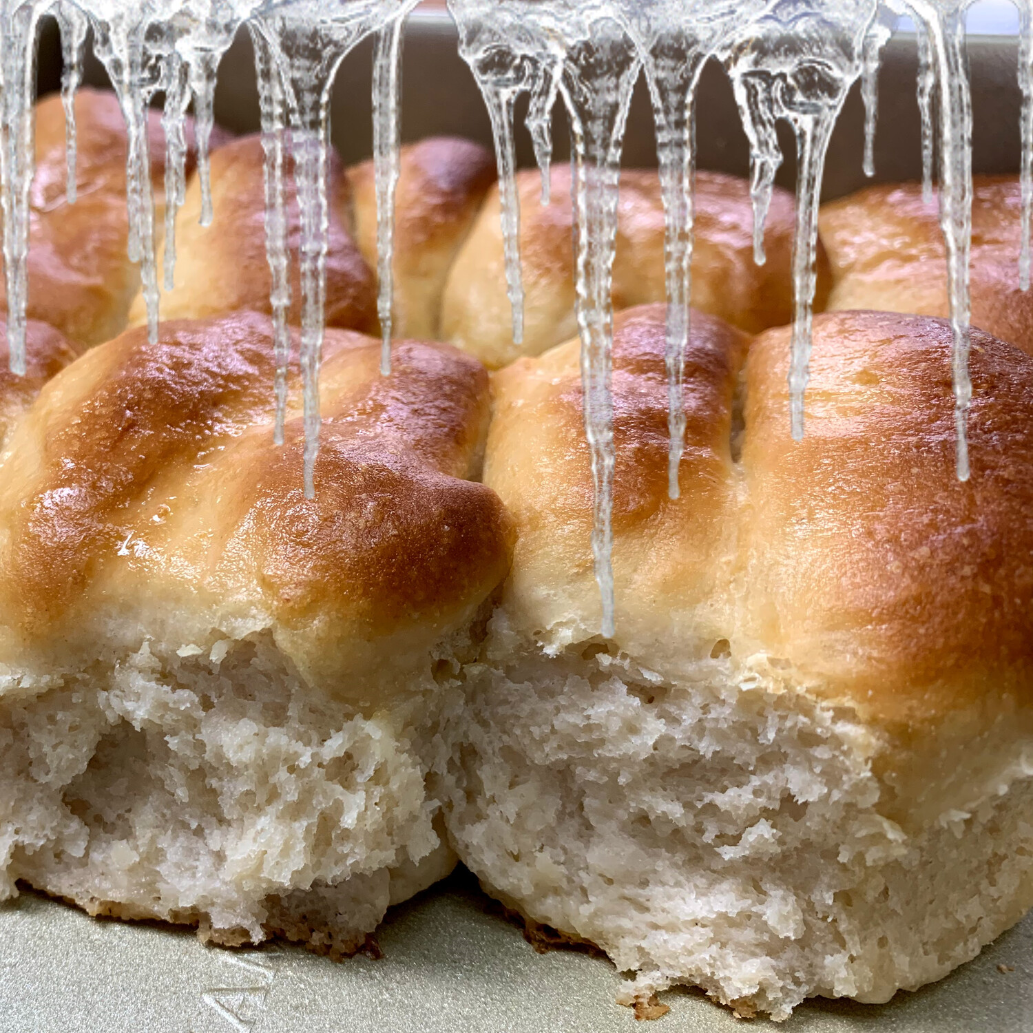 Frozen Parker House Rolls - THXGIVING ONLY FOR 11/24 or 11/25