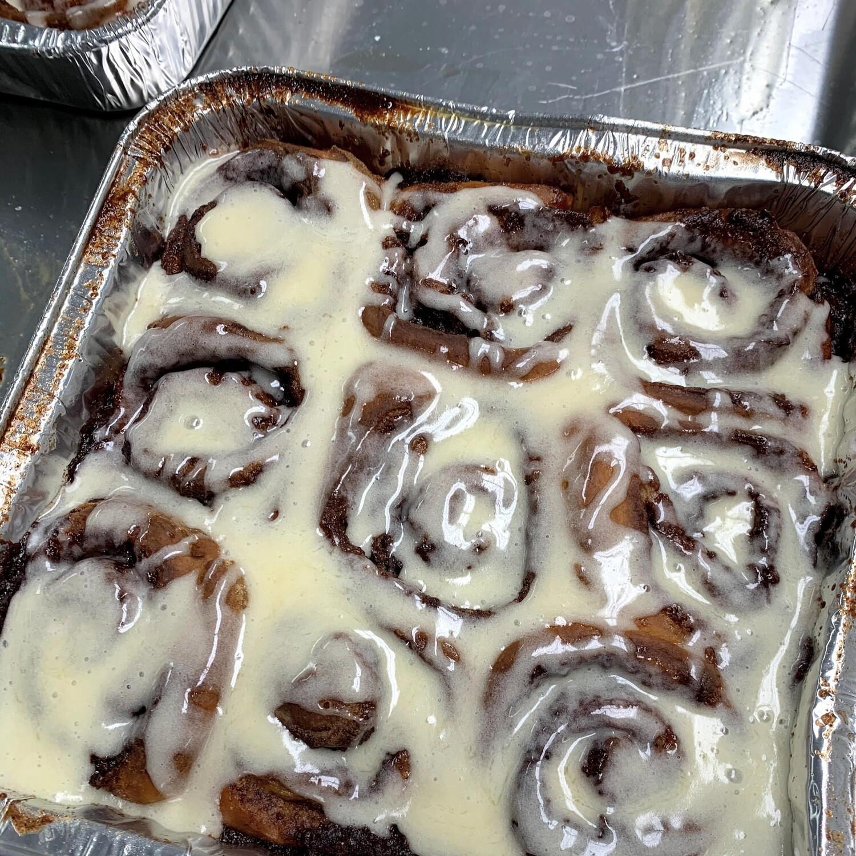 Cinnamon Rolls - Take n' Bake (Frozen)