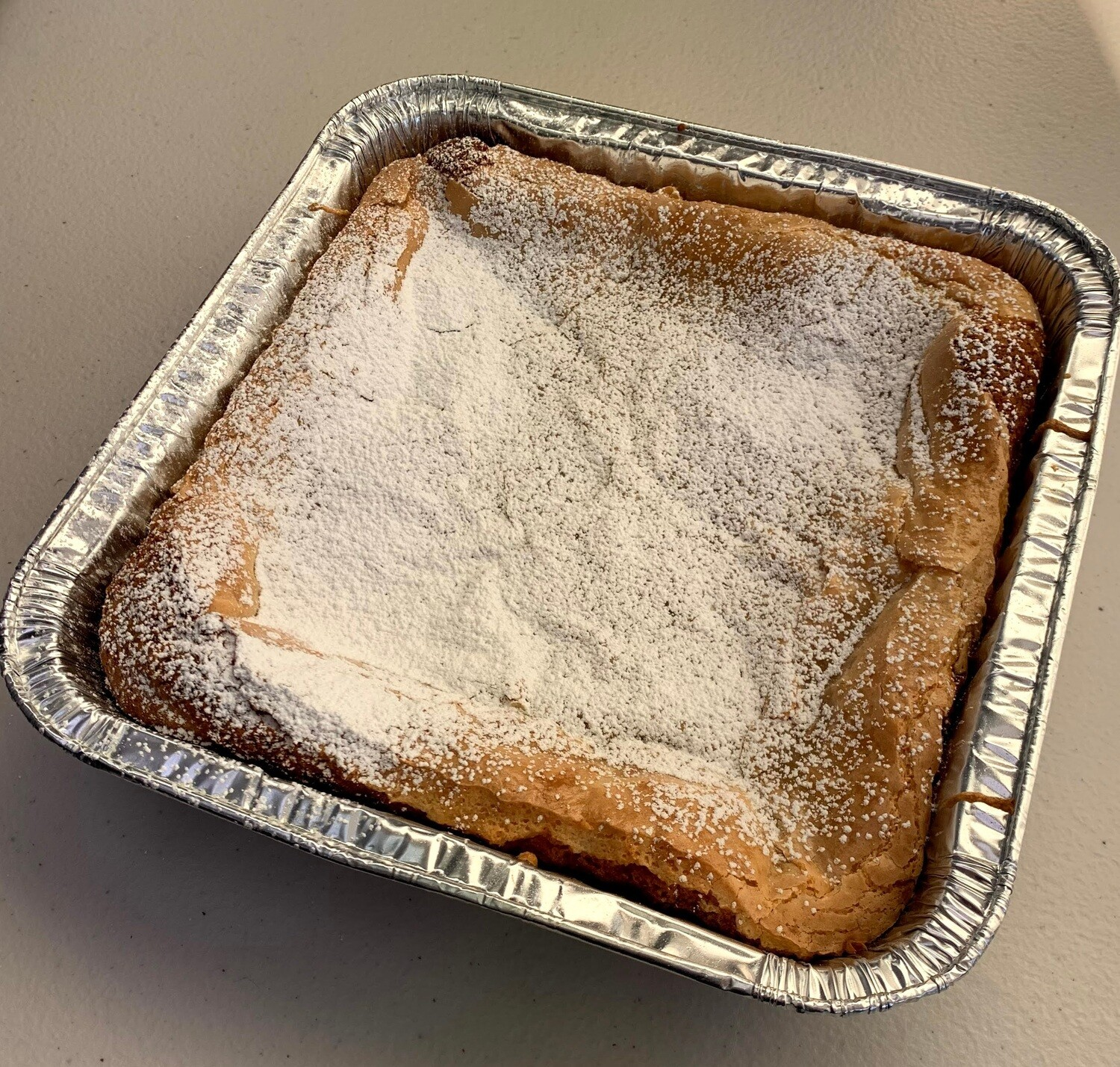 Whole Gooey Butter Cake