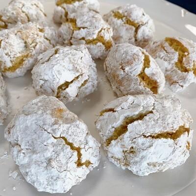 Lemon Ricciarelli (Half-Dozen)