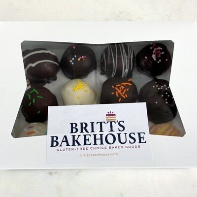 Cake Truffle Variety Box (DF Available)