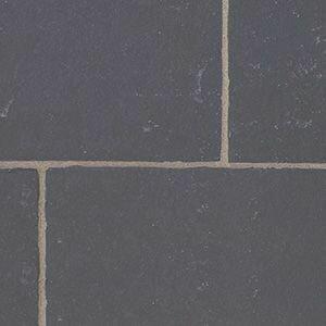 Natural Paving Classicstone Carbon Black Limestone