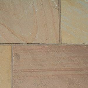 Natural Paving Classicstone Autumn Brown Sandstone