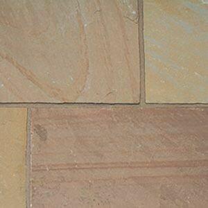 Natural Paving Classicstone Autumn Brown Sandstone
