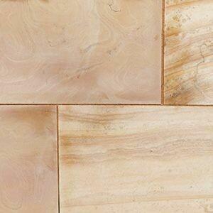 Natural Paving Premiastone Maple Sandstone