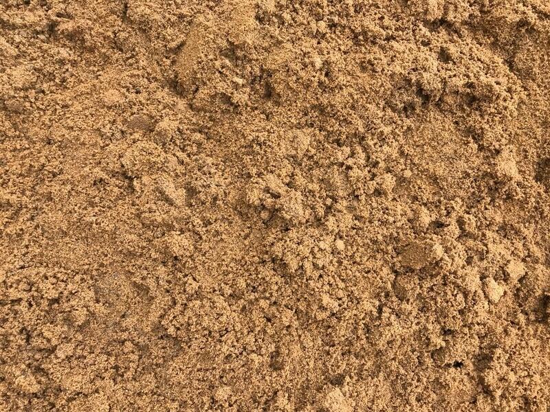 Building Sand (Bulk Bag)