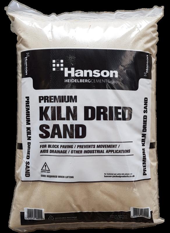 Kiln Dried Sand 25kg (mini bag)