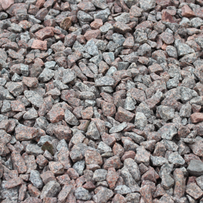 20mm Granite Chippings Bulk Bag
