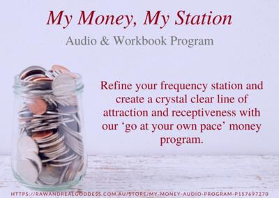 My Money, My Station