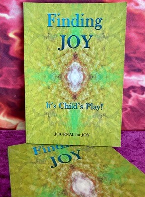 Finding JOY Blank Journal