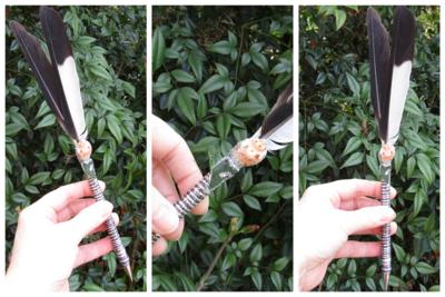 Solace, Feather Pen