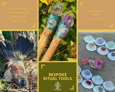 Bespoke Ritual Tools - Deposit Only