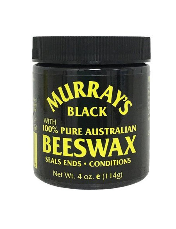 Murray's Black Beeswax 4 ounces $3.99