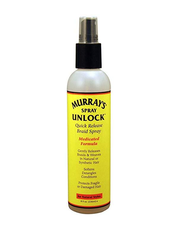 MUR26906 Murray's Spray Unlock 8oz $4.99