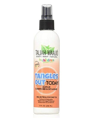 Taliah Waajid Leave-In Conditioner & Detangler 8oz $8.99