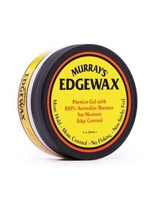 MURRAY'S EDGEWAX (yellow label) 4oz: $5.99
