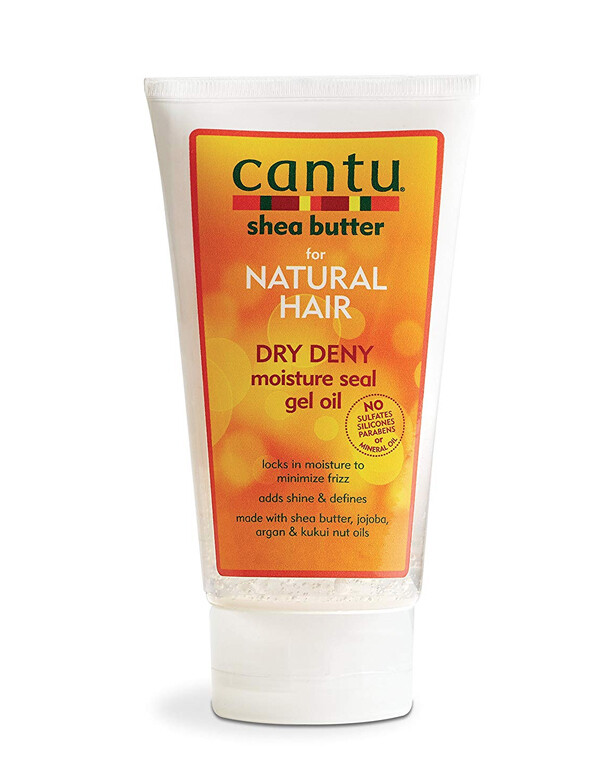 CANTU FOR NATURAL HAIR DRY DENY MOISTURE SEAL GEL $6.99