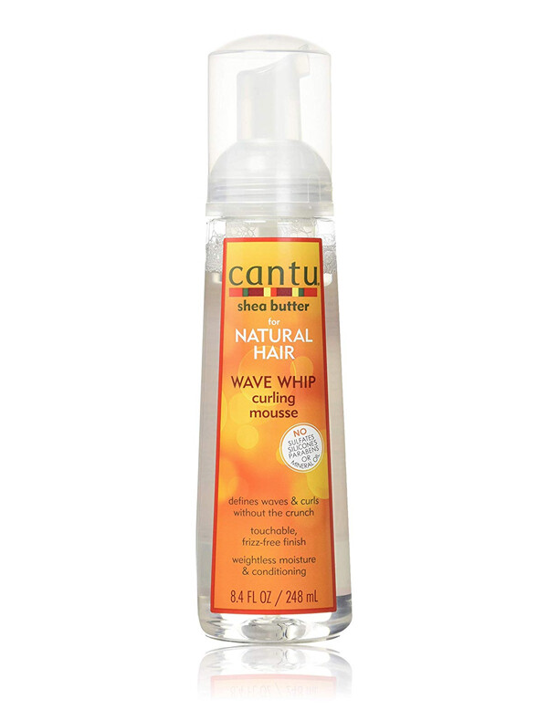 Cantu Wave Whip Curling Mousse: $7.99