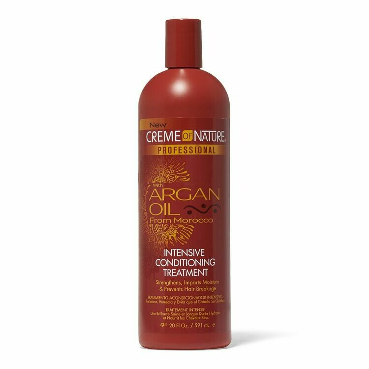 20 oz Creme of Nature Argan Oil Intensive Conditioning Treatment $8.99