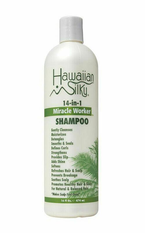 16 fl oz. Hawaiian Silky Miracle Worker Shampoo 14 in 1: $7.99